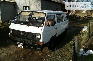 Volkswagen T3 (Transporter) 1987 в Рожнятове