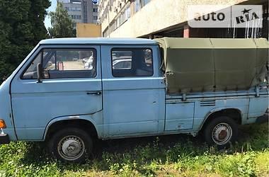 Volkswagen T3 (Transporter) 1988 в Львове