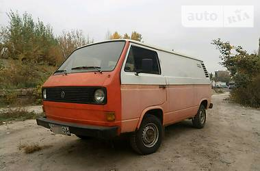 Volkswagen T3 (Transporter) 1980 в Киеве