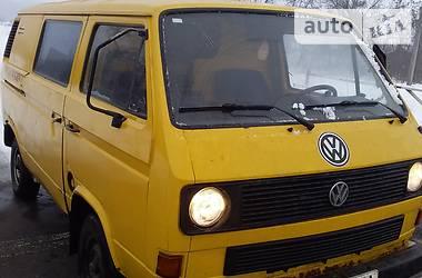 Volkswagen T3 (Transporter) 1983 в Первомайске