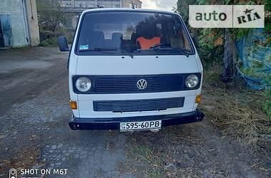 Volkswagen T3 (Transporter) 1987 в Ровно
