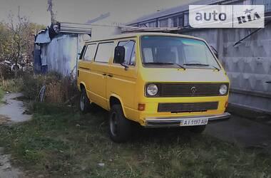Volkswagen T3 (Transporter) 1990 в Киеве