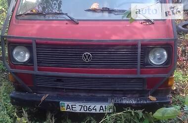 Volkswagen T3 (Transporter) 1986 в Днепре