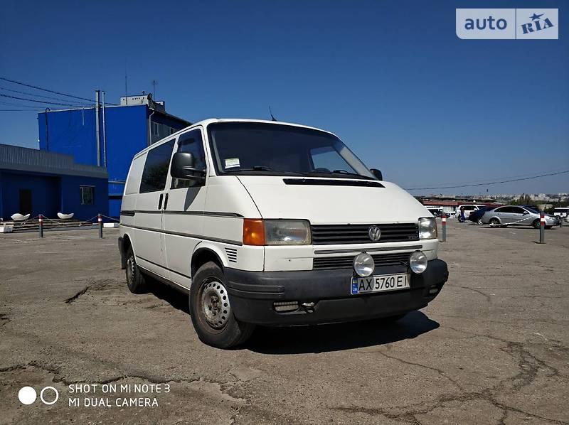 Volkswagen T4 (Transporter) груз-пасс. 2000 в Харькове