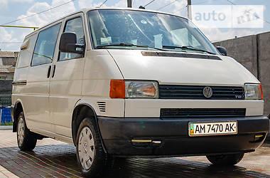 Volkswagen T4 (Transporter) груз-пасс. 2002 в Житомирі