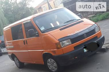 Volkswagen T4 (Transporter) груз-пасс. 2000 в Хмельницком