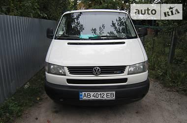 Volkswagen T4 (Transporter) груз-пасс. 2003 в Виннице