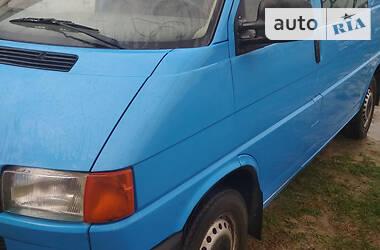 Volkswagen T4 (Transporter) груз-пасс. 1999 в Владимирце