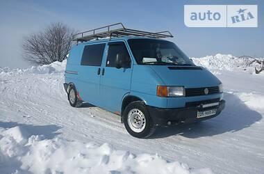 Volkswagen T4 (Transporter) груз-пасс. 1996 в Демидовке