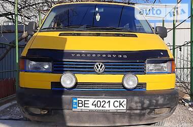 Volkswagen T4 (Transporter) груз-пасс. 1998 в Миколаєві