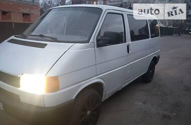 Volkswagen T4 (Transporter) груз-пасс. 1992 в Білій Церкві