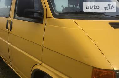 Volkswagen T4 (Transporter) груз-пасс. 1999 в Кілії