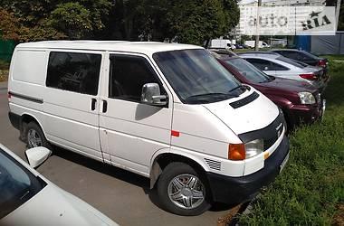 Другой Volkswagen T4 (Transporter) груз-пасс. 1997 в Харькове
