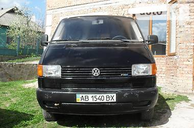 Volkswagen T4 (Transporter) груз 1999 в Виннице