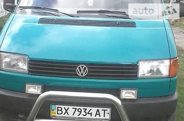 Volkswagen T4 (Transporter) груз 1996 в Хмельницком