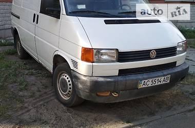Volkswagen T4 (Transporter) груз. 1997 в Києві