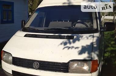 Volkswagen T4 (Transporter) груз. 1997 в Березному