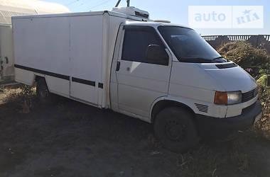 Volkswagen T4 (Transporter) груз. 2001 в Мелитополе