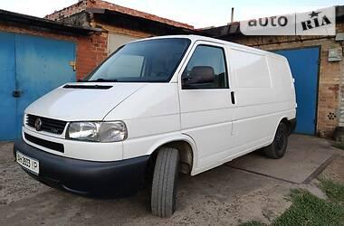 Volkswagen T4 (Transporter) груз. 2002 в Бахмуте