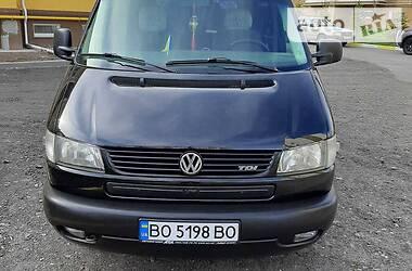 Volkswagen T4 (Transporter) груз. 2002 в Києві