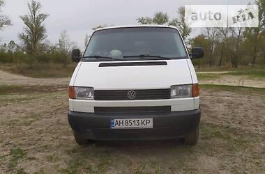 Volkswagen T4 (Transporter) груз. 2001 в Киеве