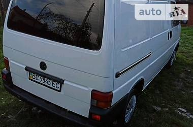 Volkswagen T4 (Transporter) груз. 1997 в Львове