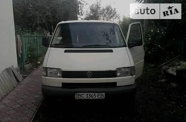Volkswagen T4 (Transporter) груз. 1999 в Стрые