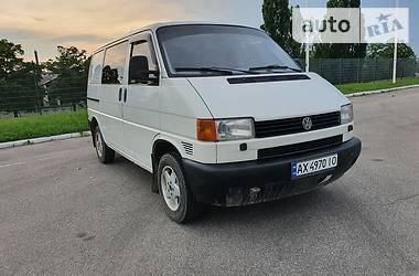 Легковий фургон (до 1,5т) Volkswagen T4 (Transporter) груз. 2000 в Харкові