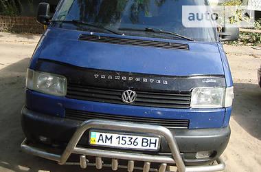 Минивэн Volkswagen T4 (Transporter) пасс. 2002 в Житомире
