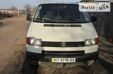 Volkswagen T4 (Transporter) пасс. 2003 в Херсоне
