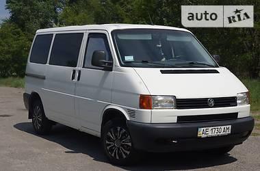 Volkswagen T4 (Transporter) пасс. 2001 в Днепре