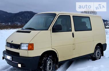 Volkswagen T4 (Transporter) пасс. 2001 в Сколе
