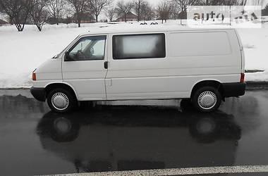 Volkswagen T4 (Transporter) пасс. 2.5 tdi 111 kwt 2003