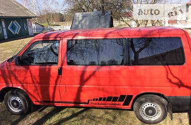 Volkswagen T4 (Transporter) пасс. 1998 в Ровно
