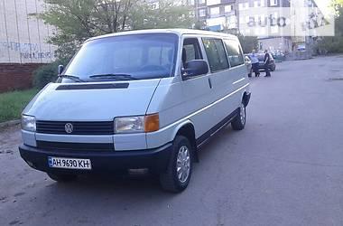 Volkswagen T4 (Transporter) пасс. 1992 в Донецке
