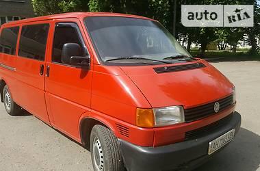 Volkswagen T4 (Transporter) пасс. 1998 в Константиновке