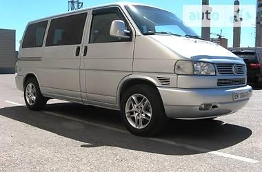 Volkswagen T4 (Transporter) пасс. 2001 в Рівному