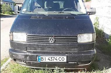 Volkswagen T4 (Transporter) пасс. 1998 в Кременчуге