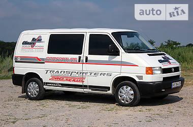 Volkswagen T4 (Transporter) пасс. 1999 в Виннице