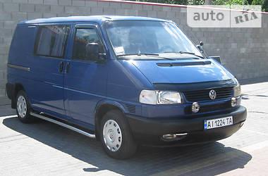 Volkswagen T4 (Transporter) пасс. 2002 в Киеве