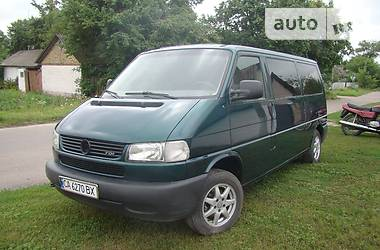 Volkswagen T4 (Transporter) пасс. 1999 в Черкассах