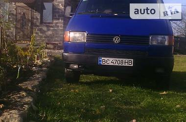 Volkswagen T4 (Transporter) пасс. 1993 в Львове
