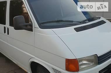 Volkswagen T4 (Transporter) пасс. 1998 в Харькове