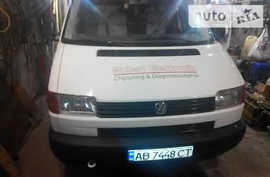 Volkswagen T4 (Transporter) пасс. 1999 в Раздельной