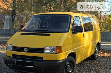 Volkswagen T4 (Transporter) пасс. 1999 в Полтаве