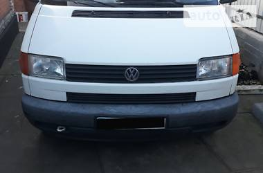 Volkswagen T4 (Transporter) пасс. 1997 в Виннице