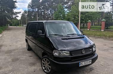Volkswagen T4 (Transporter) пасс. 2002 в Новояворівську