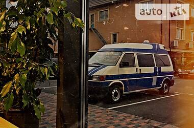 Volkswagen T4 (Transporter) пасс. 1995 в Киеве