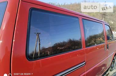 Volkswagen T4 (Transporter) пасс. 1991 в Путиле