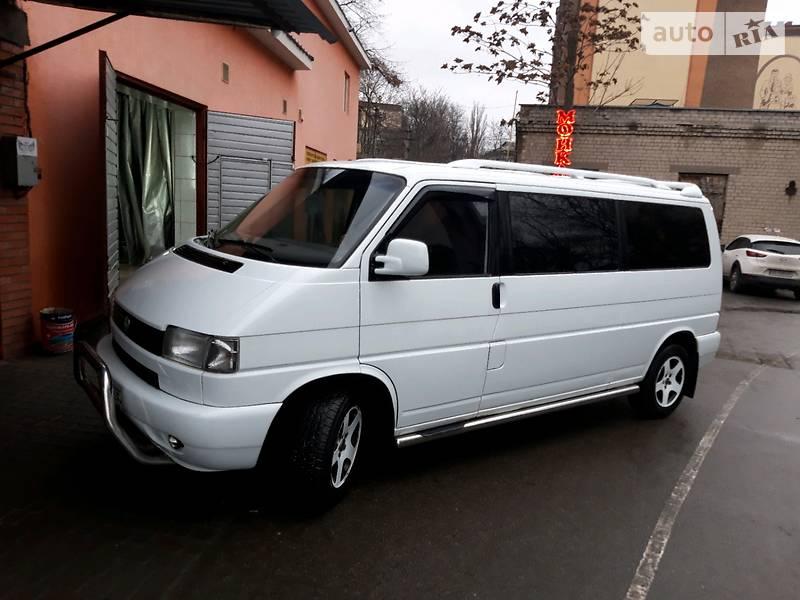 Volkswagen T4 (Transporter) пасс. 1998 в Днепре